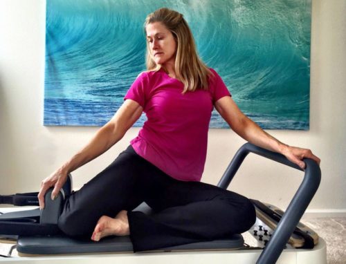 Pilates Helps Get People Their Bodies In Shape