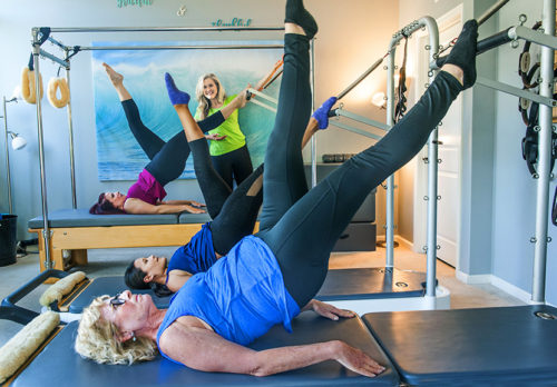 Santa Clarita Gym-Goers Prepare To Return To Their Training At Movement Of Pilates