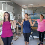 Pilates Helps Improve The Alignment In Your Body, Muscle Tension And Pain Relief