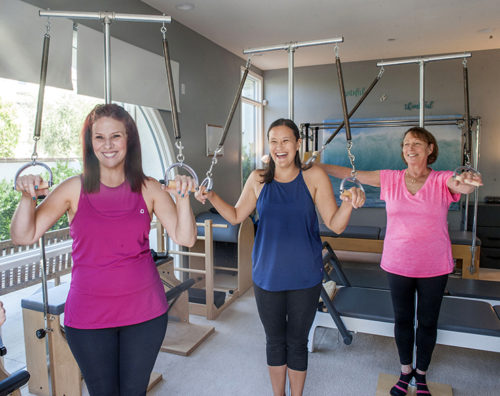 Pilates Center In Santa Clarita Seeks To Ease Scoliosis