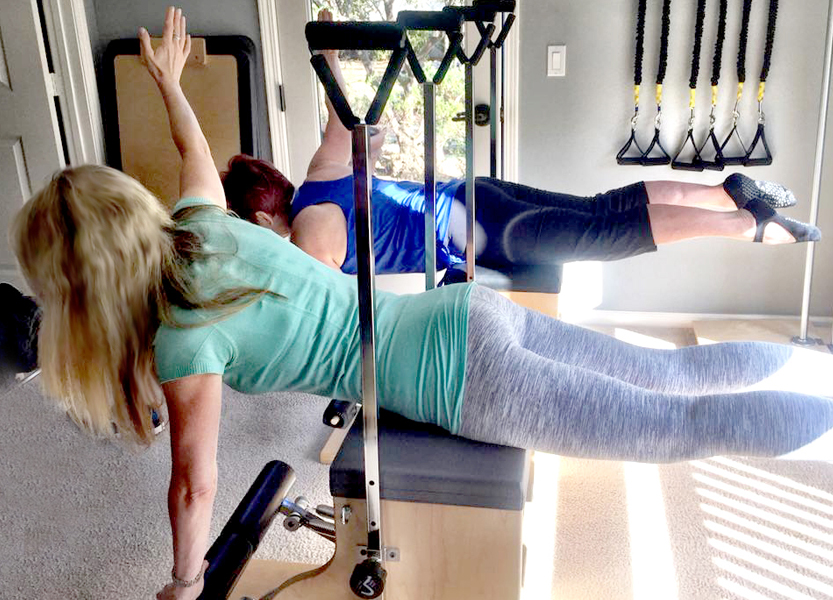 As Weather Warms, Warm Up Into Fitness At Santa Clarita Pilates Center