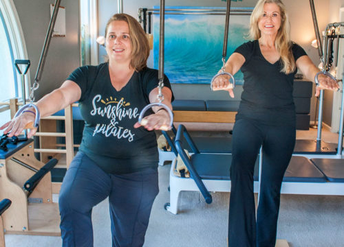 Pilates And Balance With Movement Of Pilates