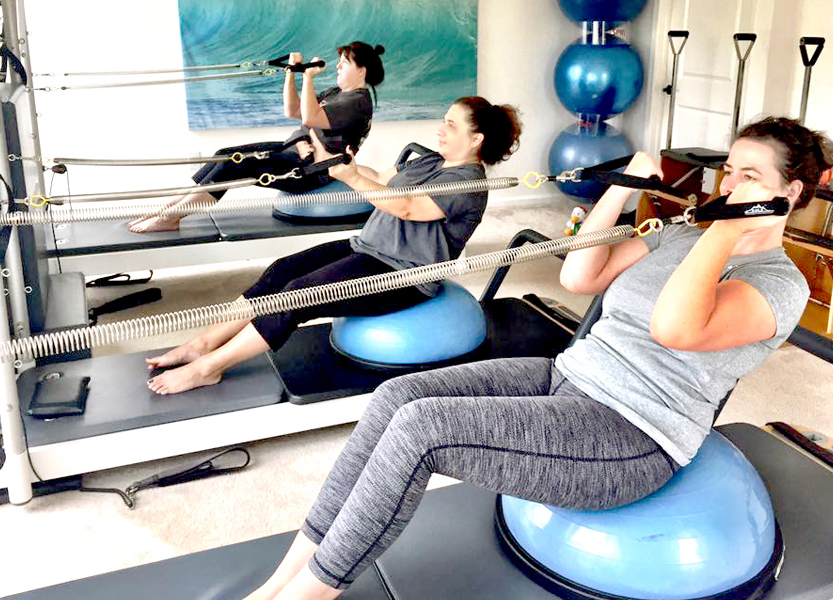 Keep Your New Year's Exercise Goals With Express Sessions At Santa Clarita Pilates Center