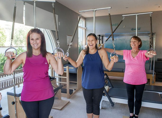 Group Pilates at Movement of Pilates in Santa Clarita